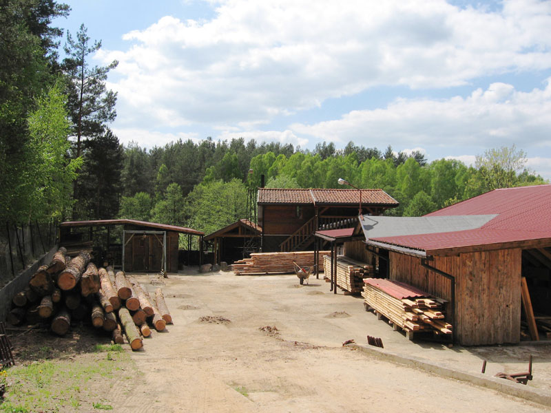 Polecamy domy z drewna warmińsko-mazurskie